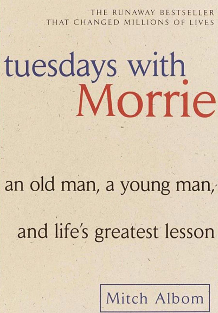 «Вторники с Морри» – трогательная история о Митче Элбоме и его наставнике Морри Шварце. Многие из на