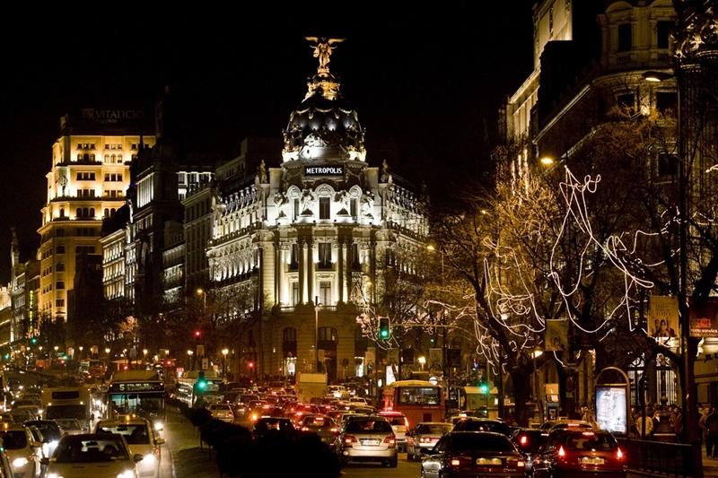 Улицы и архитектура Мадрида фото 16