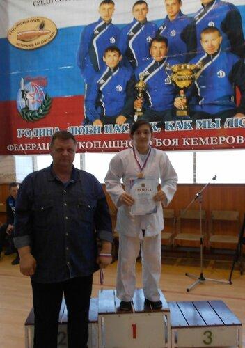 рукопашный бой в Новокузнецке