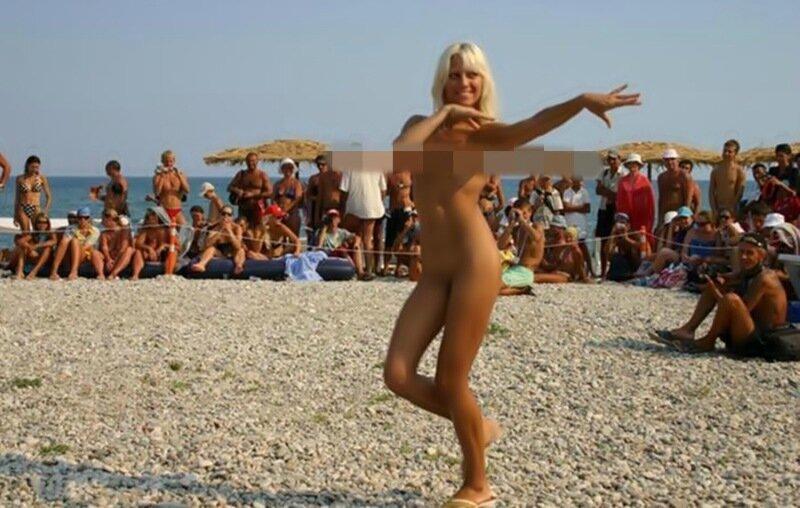 Нудистские пляжи Крыма (плюсы и минусы)