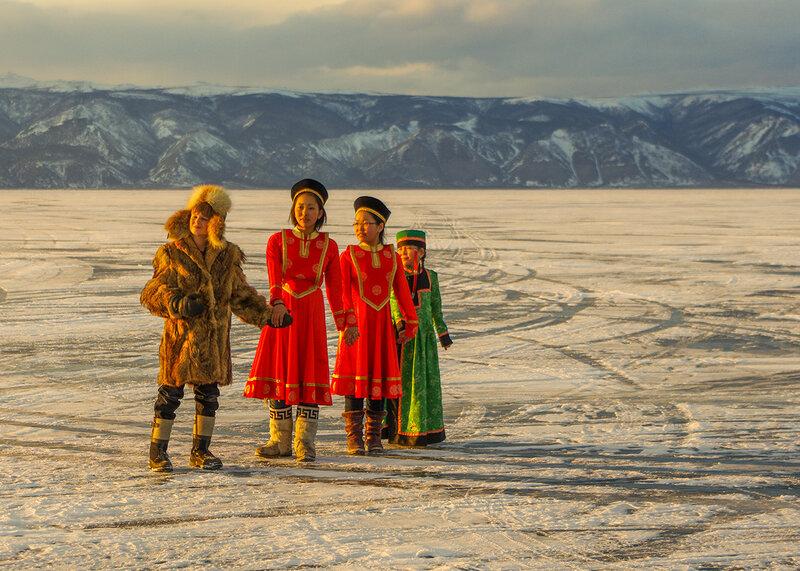 Дети Байкала