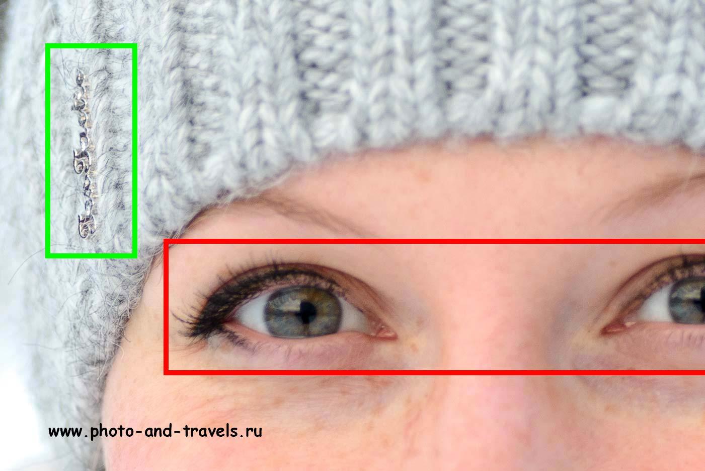 11. Наличие бэк-фокуса у Тамрон 90/2,8. Использование макрообъектива для портретной съемки.