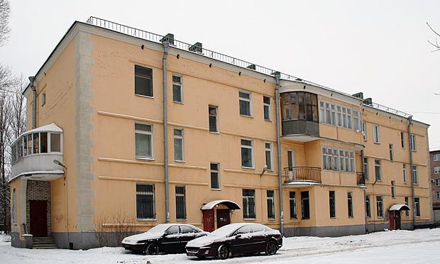 ул. Шелгунова 6к2
