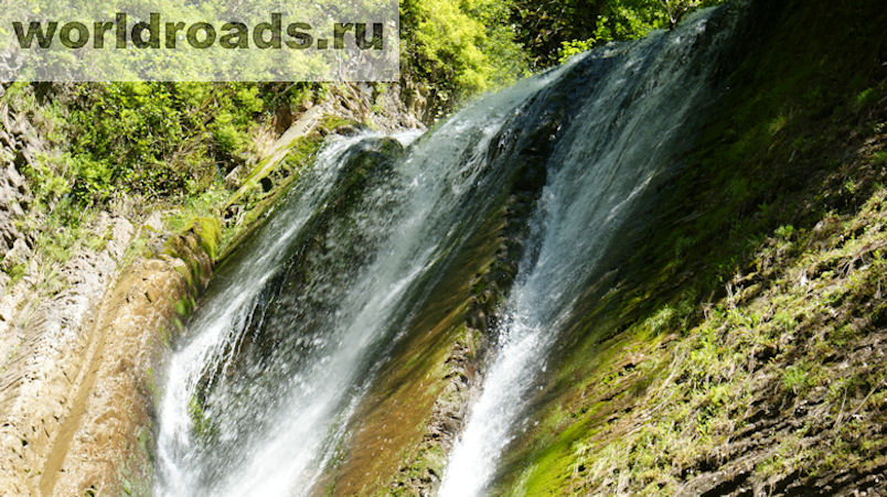 Ореховский водопад