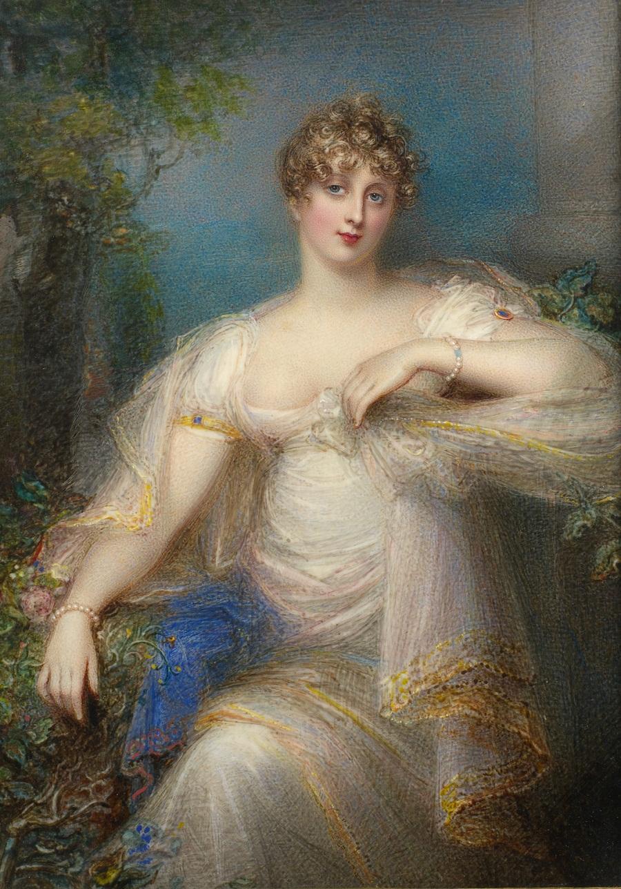 Кэролайн, герцогиня Аргайл (1774-1835), традиционно называемым  c.1813