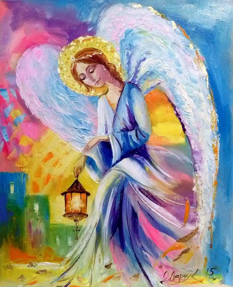 Ангел спокойствия и умиротворения