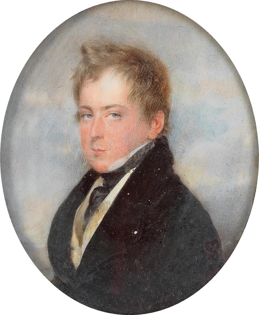 Moritz Michael Daffinger (Wien 1790-1849)