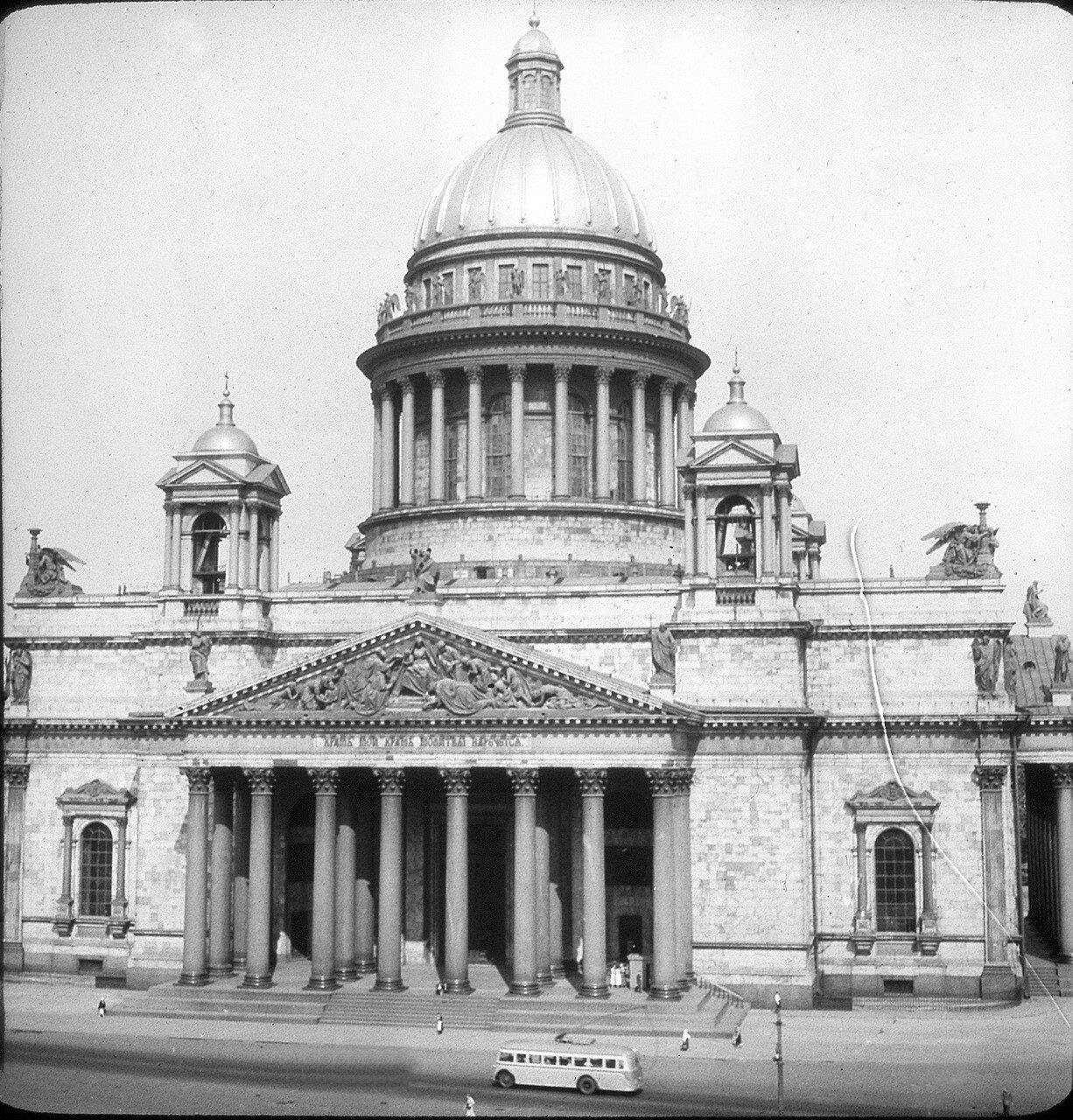 1937. Ленинград. Исаакиевский собор