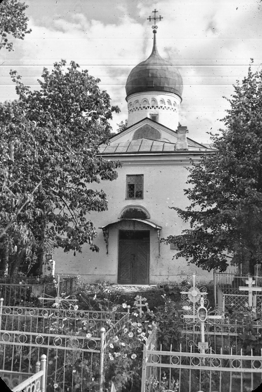 Новгород. Церковь Рождества Богородицы