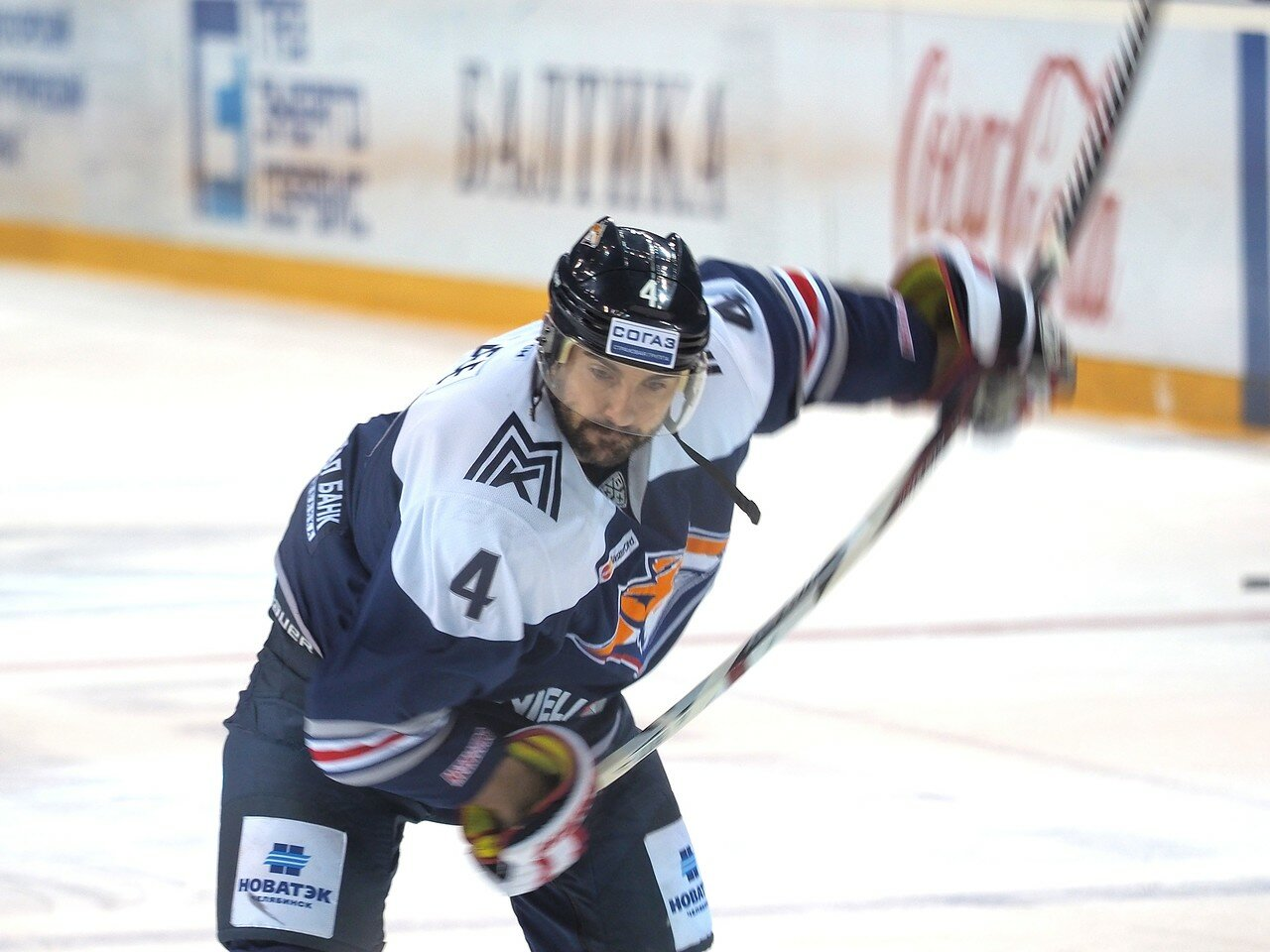 28Плей-офф 2016 Восток 1/2 Металлург - Сибирь 16.03.2016