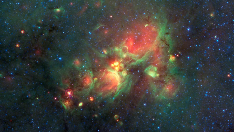 Лучшие фотографии космоса уходящего года по версии Time
