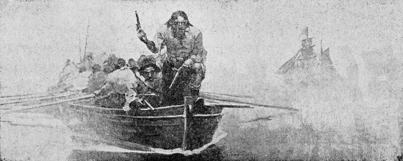 Blackbeard, Buccaneer.