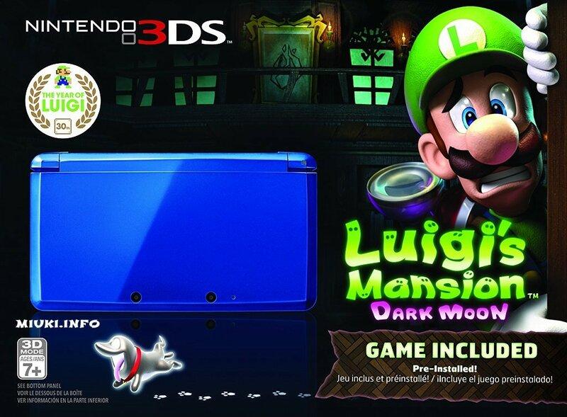 Уникальные изобретения компании Nintendo. Luigi Mansion