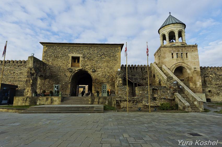Фотопрогулка по Тбилиси
