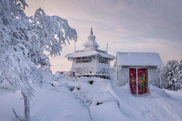 Снос буддистского храма наКачканаре отложили