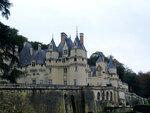 Замок Юссе - «замок спящей красавицы»