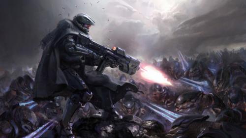 Halo 5 Одинокий волк [Lone Wolf]