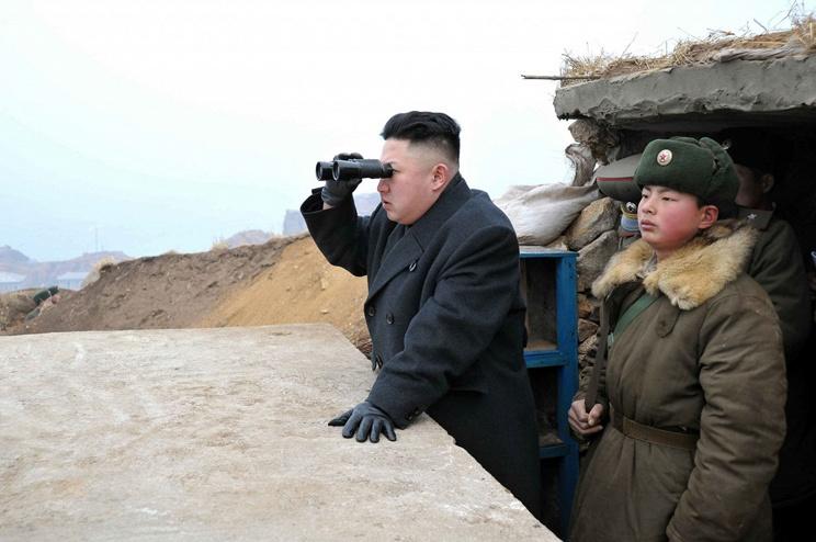 Южная Корея готовится ответить назапуск ракеты КНДР