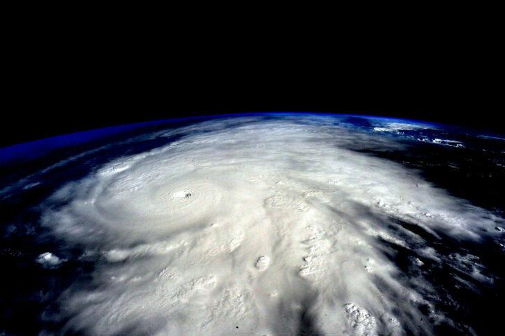 Ураган «Патрисия» приближается к Мексике.
