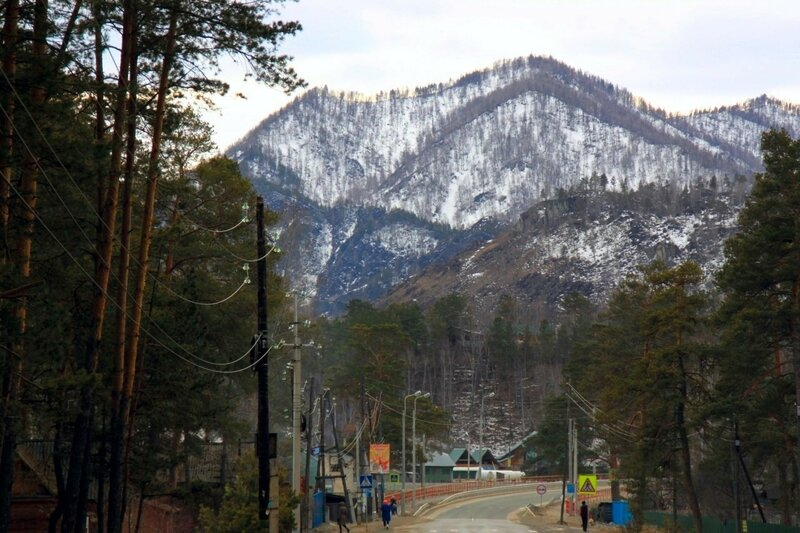 Россия, Алтай, Чемал (Russia, Altai, Chemal)