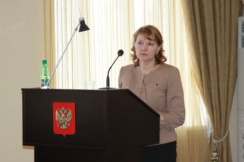 Кудрявцева Анна Васильевна – профессор