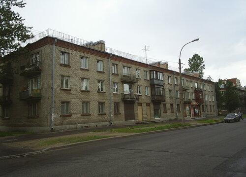 ул. Пограничника Гарькавого 45к1