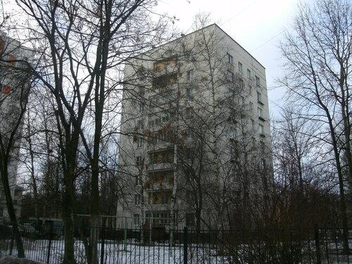Дачный пр. 25к5