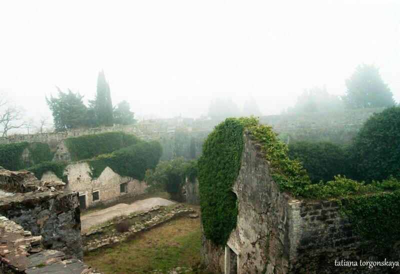 Крепость Шпаньола