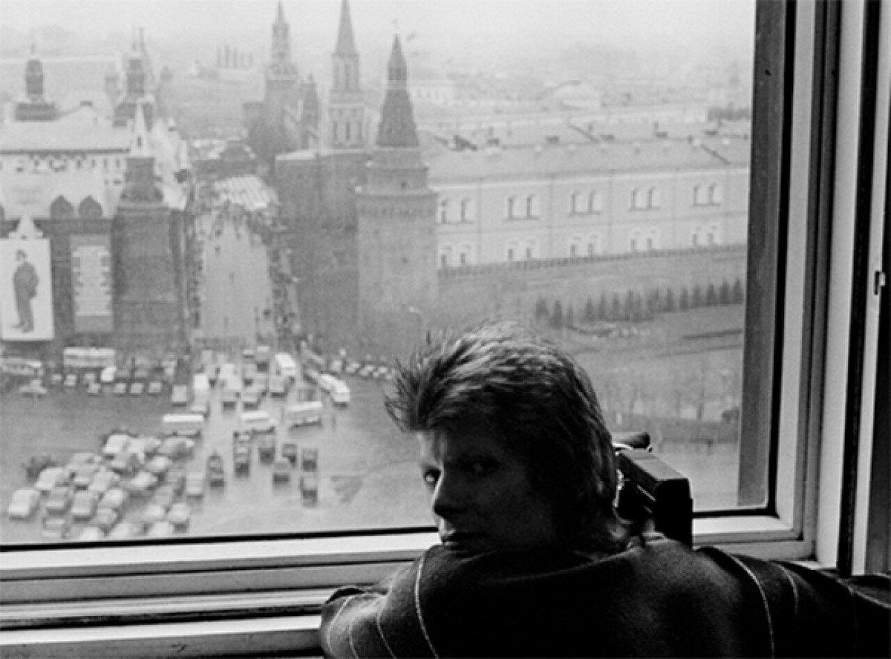 1973. Дэвид Боуи в Москве