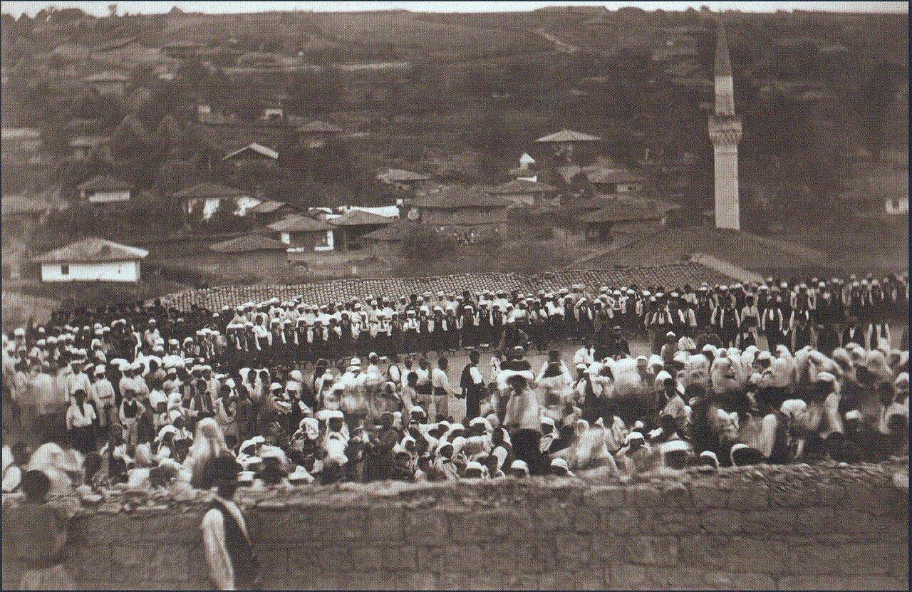 10. Болгарский праздник в Бяле, сентябрь 1877