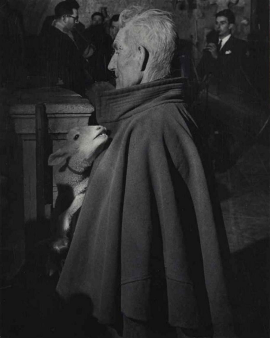 1950. Всенощная. Ле-Бо-де-Прованс