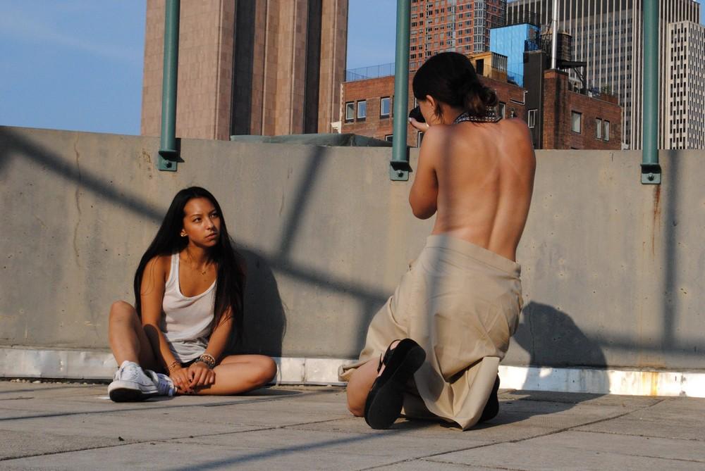 Право женщин на сексуальность в фотопроекте Софи Дэй