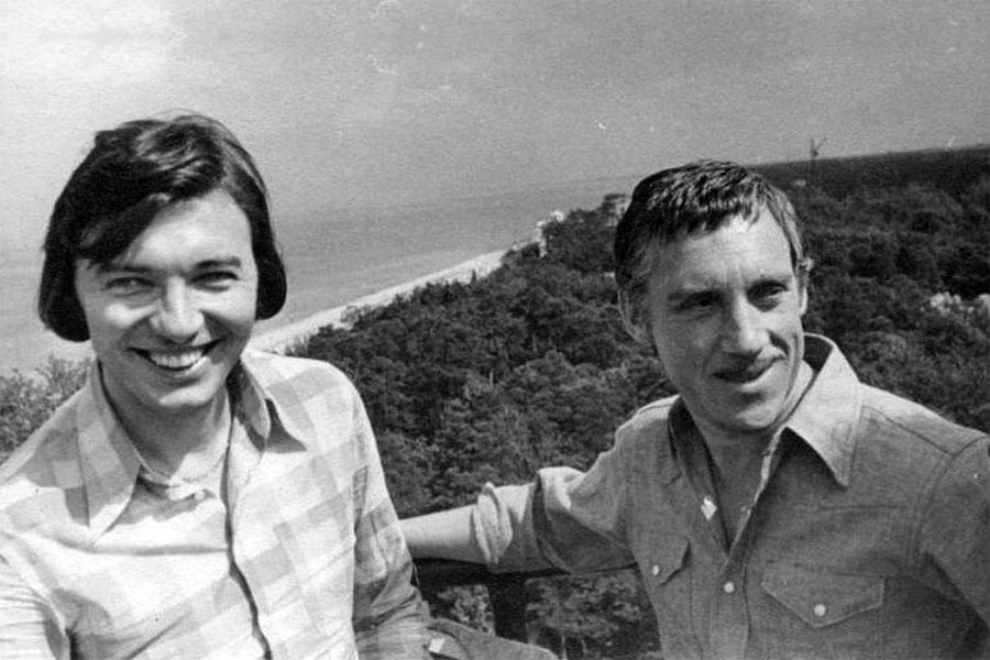 только редкие фотографии советских актеров каждой хорошей