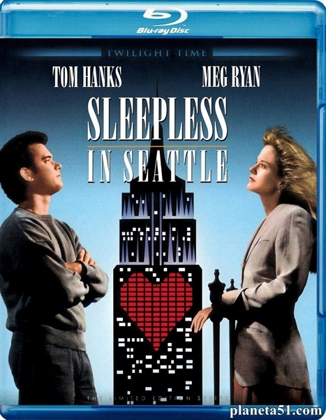 Неспящие в Сиэттле / Sleepless in Seattle (1993/HDTVRip)