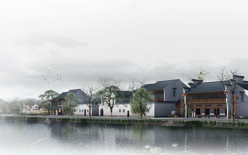 Красивые китайские пейзажи. Фотографии природы Китая, похожей на картины 0 1c4d48 c02b734d XL