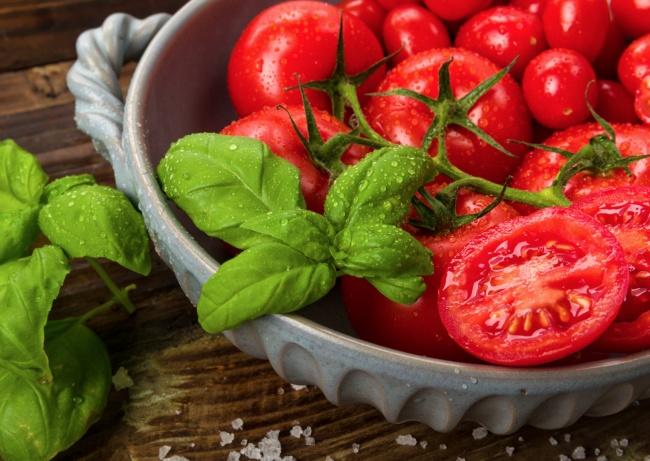 Сердцевина— самая ароматная ивкусная часть помидоров. Единственный случай, когда вам, возможно, по