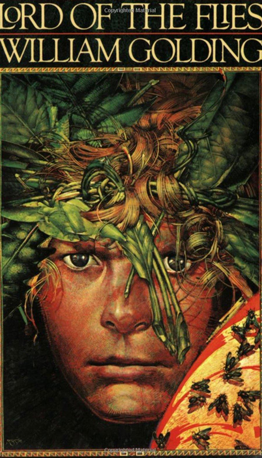 Аллегорический роман Уильяма Голдинга «Повелитель мух» стал бестселлером и вошёл в обязательную прог