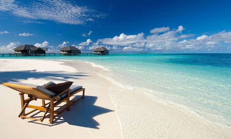 Пляжи Мальдивских островов