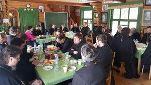 Совещание по организации экологической работы в Солнечногорском благочинии