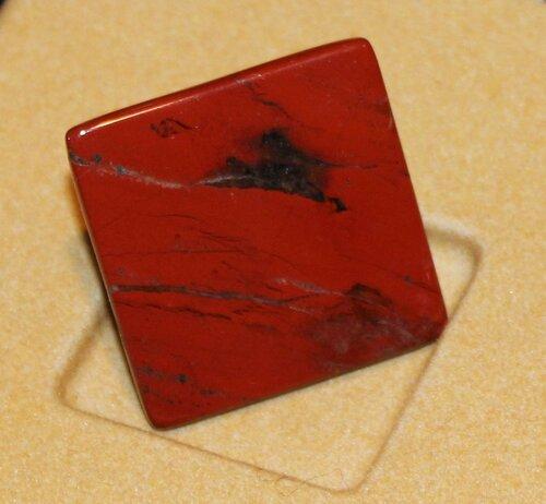 Энергия Камней №75 - Сургучная яшма