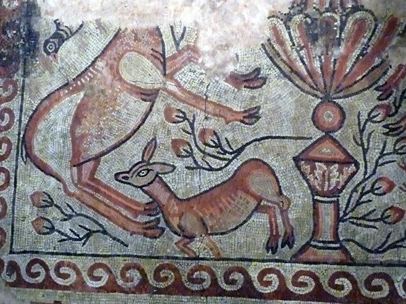 Мозаики Питиунта