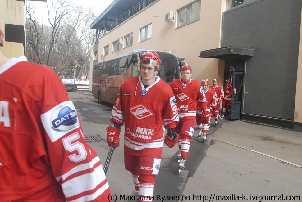 МХК Спартак