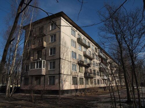 ул. Ушинского 15к1