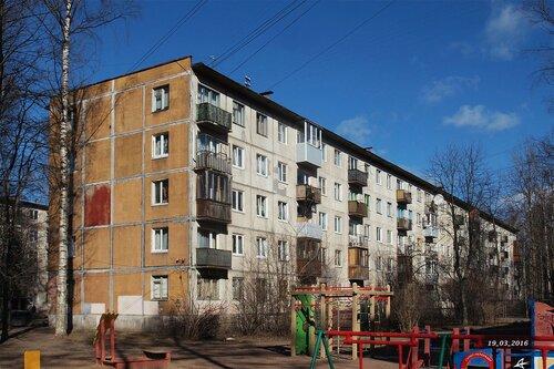 ул. Софьи Ковалевской 5к3