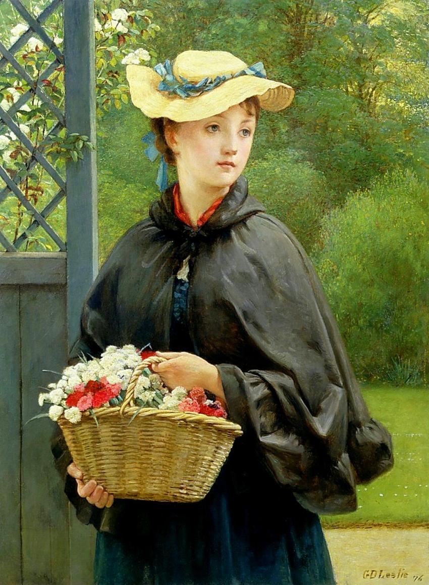 знаменитые художники 19 века что первой нижнем