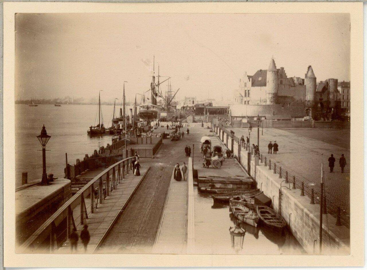 1895. Замок Стен