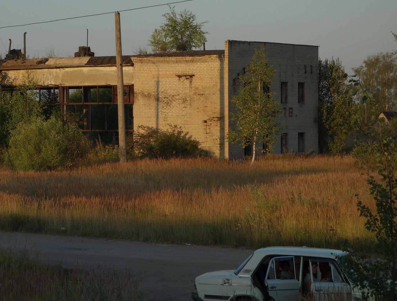 заброшка у Серго-Ивановской