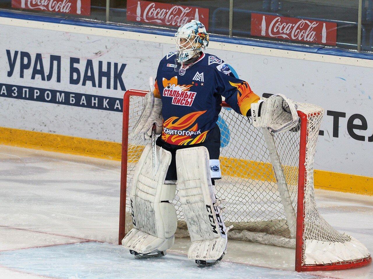 201/8 Плей-офф 2016 МХЛ Стальные Лисы - Кузнецкие Медведи 09.03.2016