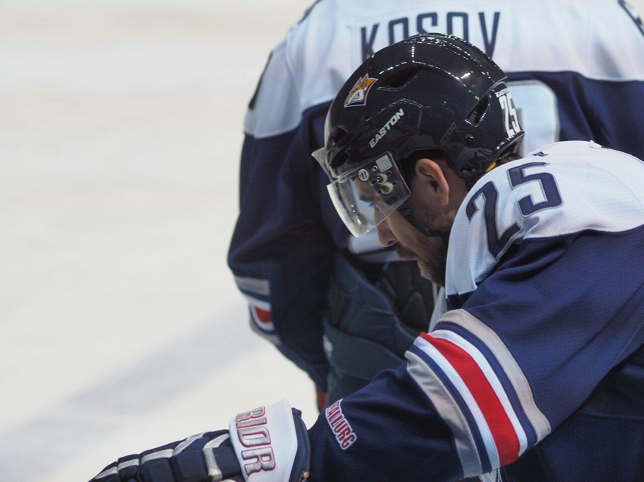 22Плей-офф 2016 Восток 1/2 Металлург - Сибирь 10.03.2016