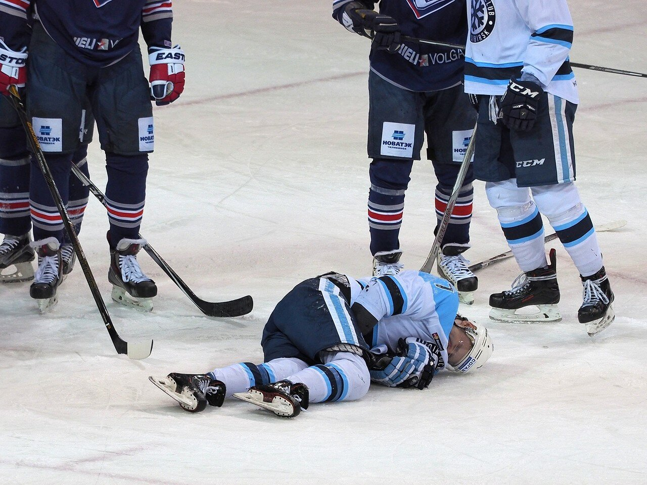 96Плей-офф 2016 Восток 1/2 Металлург - Сибирь 10.03.2016